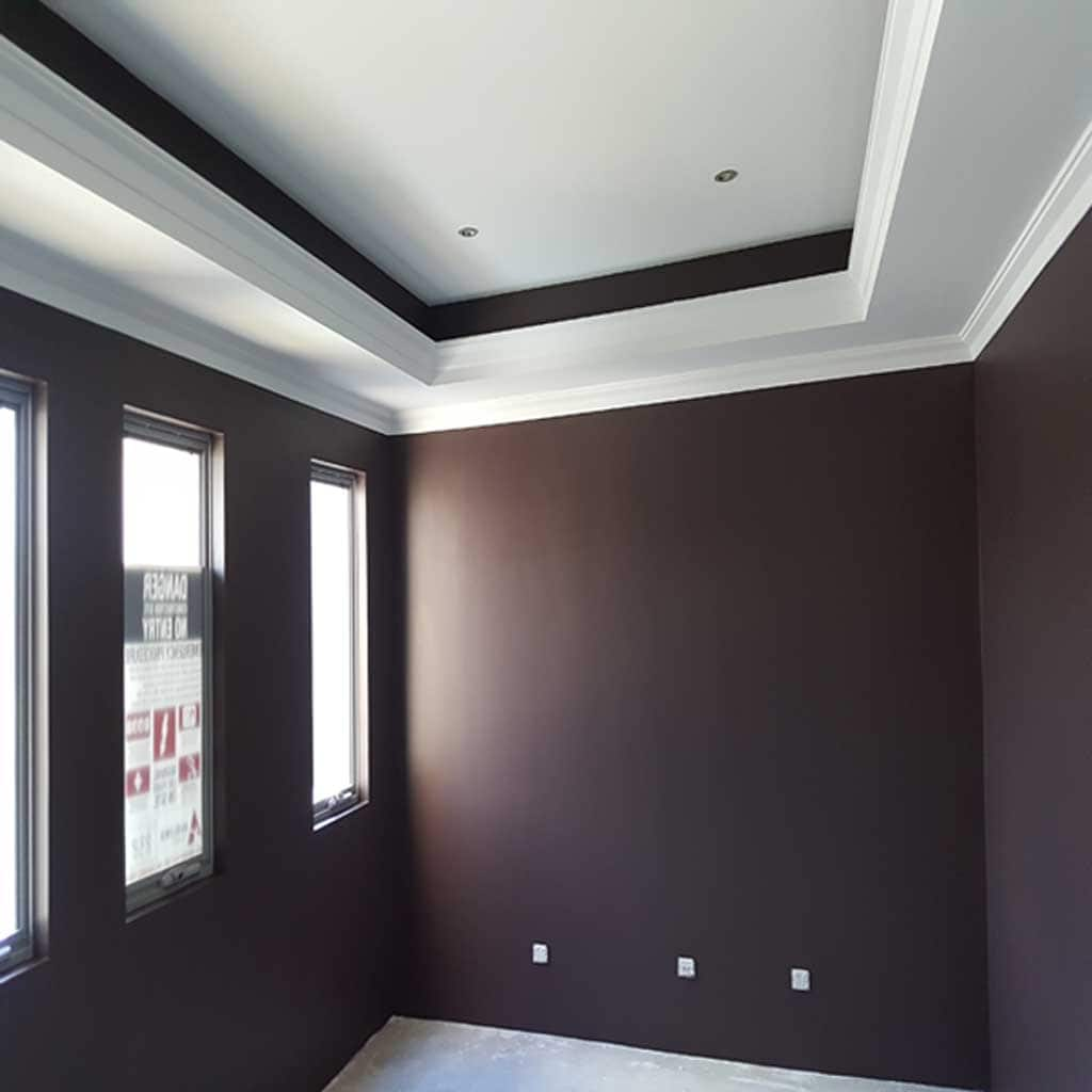 New House wall painting Perth